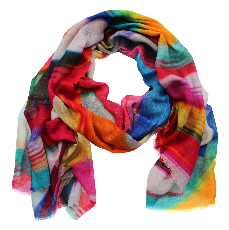 Bild von 084-0135_rainbow_scarf_wool_col1