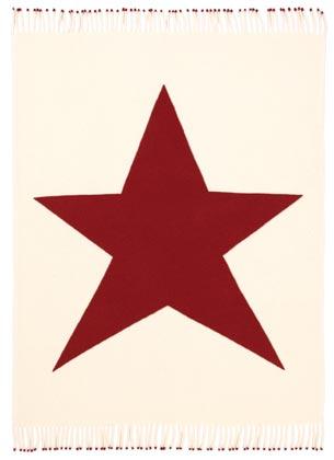 wollweiß-rot