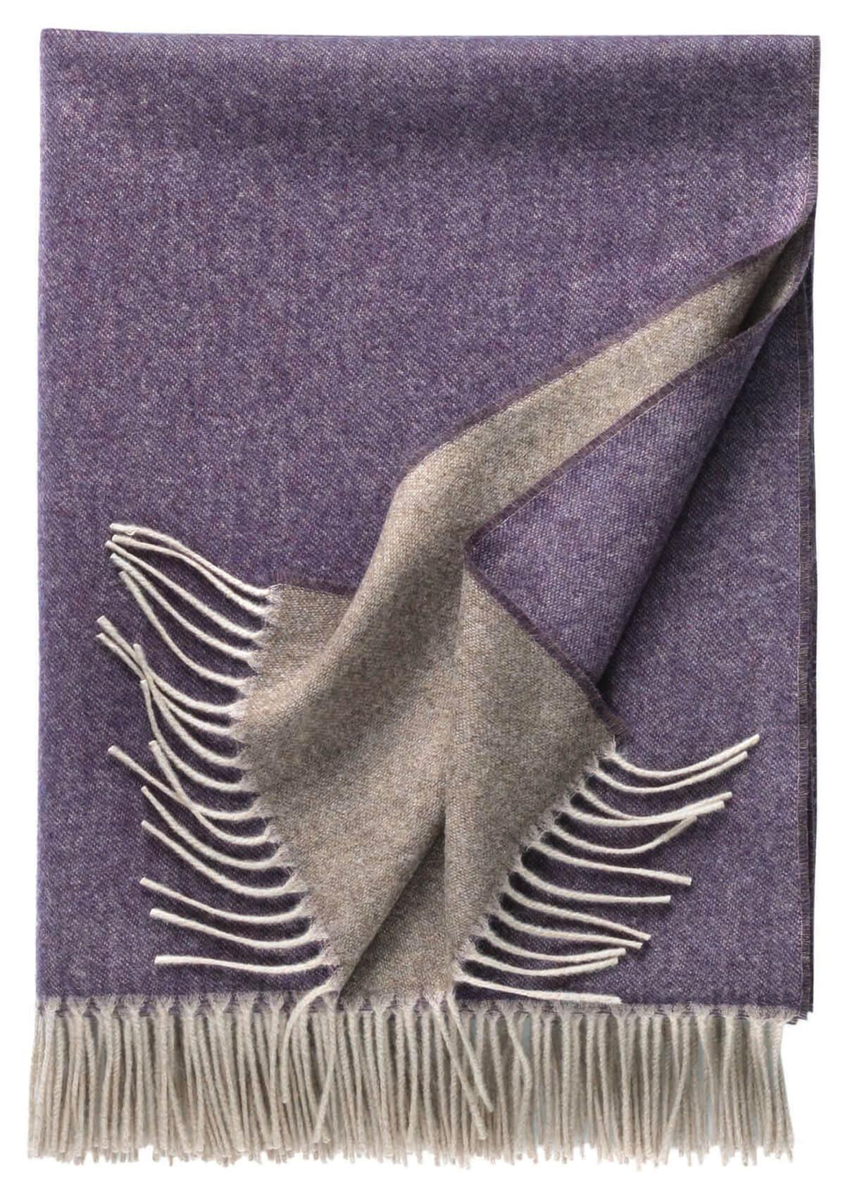 violett-taupe