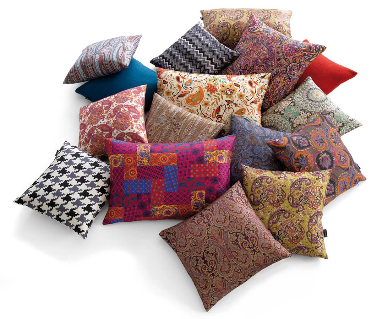 Bild von Orient-cushion-still